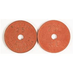 Milk Case Tokens