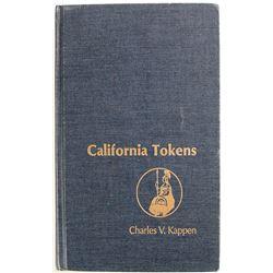 California Tokens by Kappen