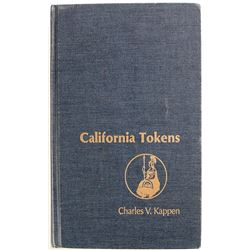 California Tokens by Kappen