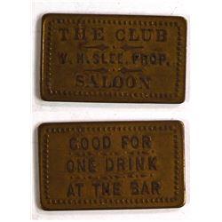 The Club Saloon Token