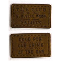 The Club Saloon Token