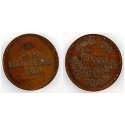 Bank Saloon Token