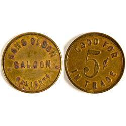 Hans Olson Saloon