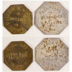 Two Mining Tokens