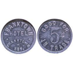 Franktown Hotel Token