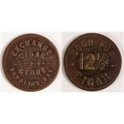 Exchange Cigar Store Token