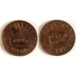 Clover Valley Bar Token