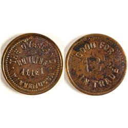 Overland Bowling Alley Token