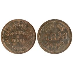 Eagle Saloon Token
