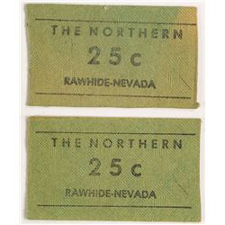 The Northern Tokens