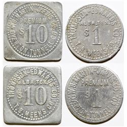 Thompson-Edwards Co. Tokens