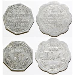 Bon Ton Bakery Tokens
