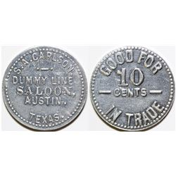 Dummy Line Saloon Token