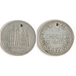 Glenwood Co-Op Token