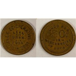 Peoples Co-Operative Inst. Token
