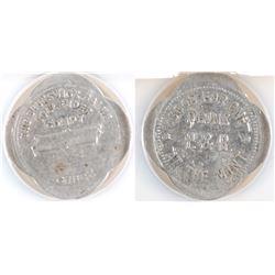 Brunswick Balke Co. Token / The Mint