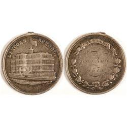 Lincoln School Award Medal