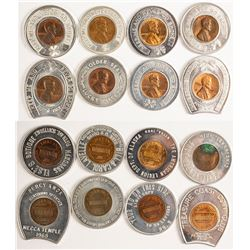 Misc. Encased Cents
