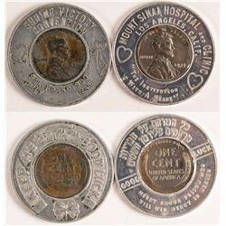 Steel Encased Cents
