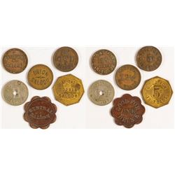 Unlisted Saloon Tokens