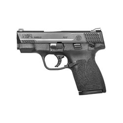 "S& W SHIELD M2.0 45ACP 3.3"" BLK 6& 7RD"