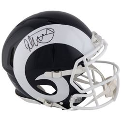 fea8e36bad5 Todd Gurley Signed Rams Full-Size Authentic On-Field Helmet (Fanatics  Hologram)