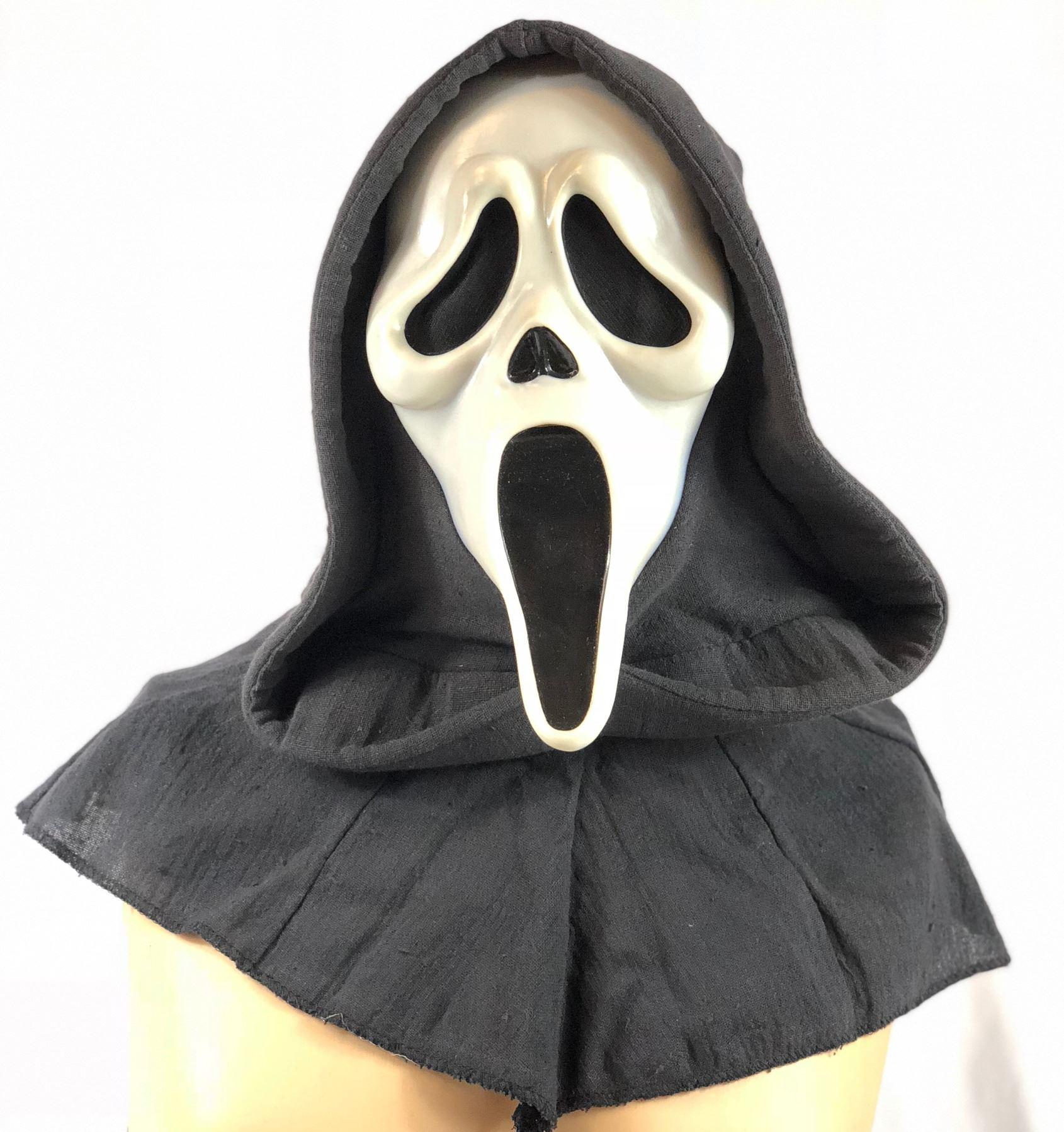 Adult Ghost Face Scream 4 Halloween Costume