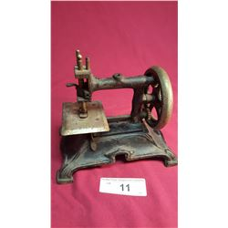 Early Toy Sewing Machine