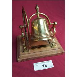Brass Dinner Bell