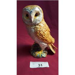 Beswick Porcelain Owl