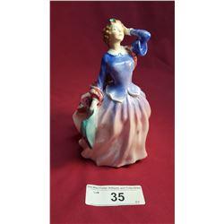 Royal Doulton Figure - Blithe Morning HN 2021
