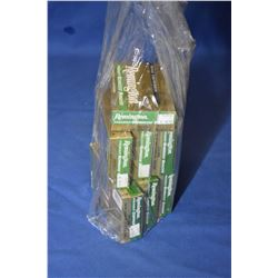 Bag Lot : Seven Boxes ( 20 rnds per ) Remington Premier Scirroco .270 Win Cal 130 Grain Factory Ammp
