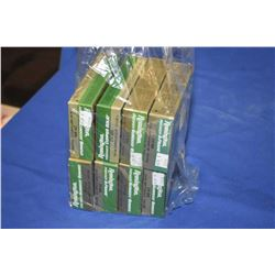Bag Lot : Eight Boxes ( 20 rnds per ) Remington Premier Scirroco & A Frame .270 Win Cal 130 & 140 Gr