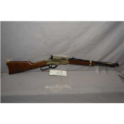 Henry Repeating Arms Model Golden Boy .22 LR Cal Lever Action Carbine w/ 17  octagon bbl [ appears e
