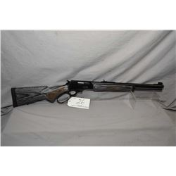 """Marlin Model 1895 ABL .45 - 70 Govt Cal Lever Action Rifle w/ 18 1/2"""" bbl [ appears excellent, possi"""