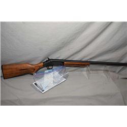 "Harrington & Richardson Model Pardner  .12 Ga 3"" Single Shot  Break Action Shotgun w/ 27 1/2"" bbl ["