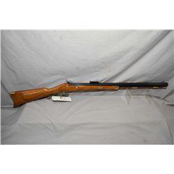 """CVA Model Hawken .50 Perc Cal Left Hand Black Powder Rifle w/ 28"""" heavy octagon bbl [ blued finish,"""