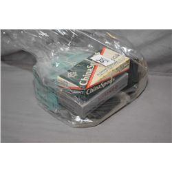Bag Lot : Three New Norinco SKS 5 Shot Mags - 3 Boxes ( 20 rnds per ) 7.62 x 39 Cal Military Ammo -