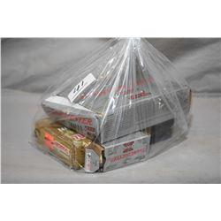 Bag Lot : 20 Rnds .270 Cal Ammo - 18 Rnds .270 Cal Brass - 3/4 Full Box .22 Short Cal Ammo