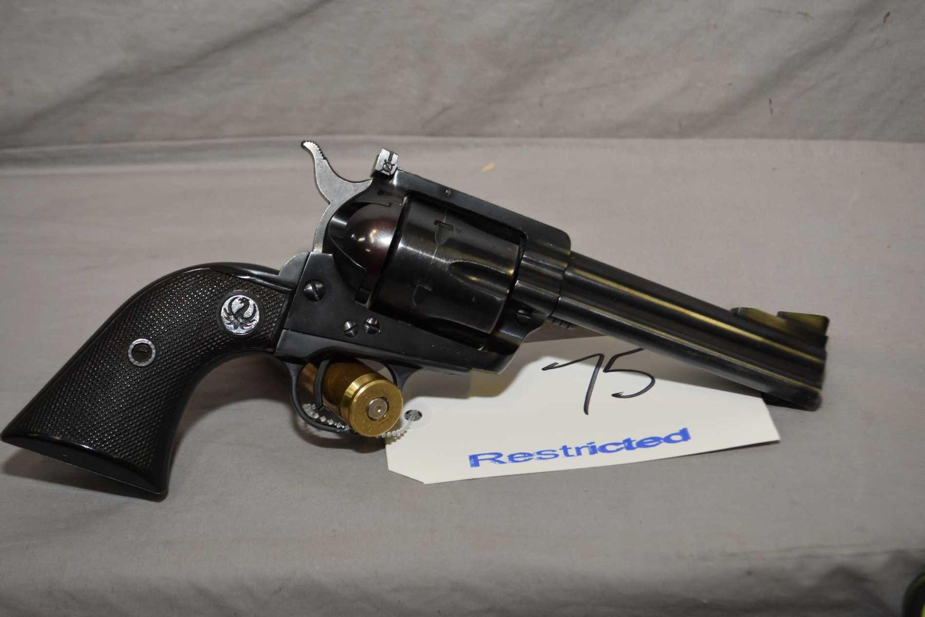 Ruger Model Blackhawk ( Early Three Screw Flat Top ) .357