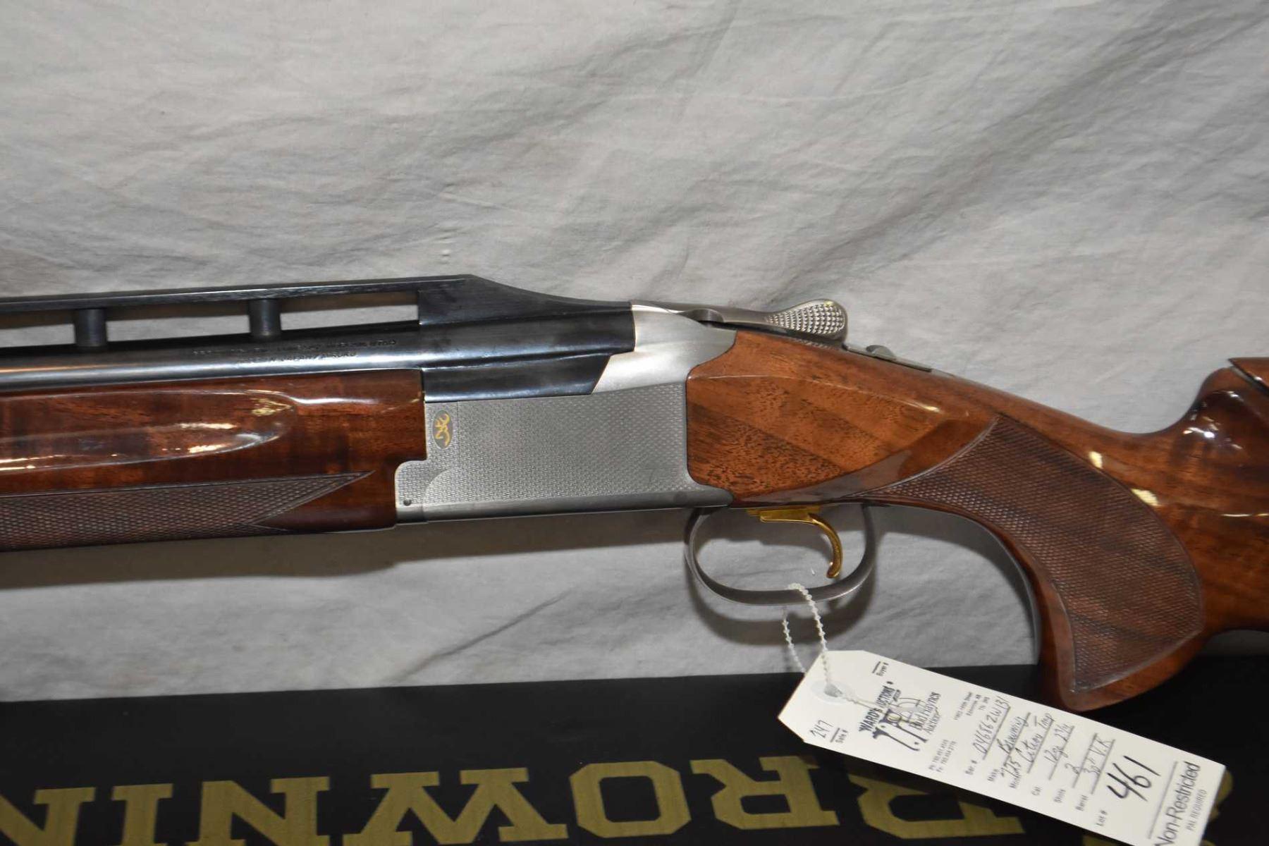 Browning Model Citori 725 Trap ADJ  12 Ga 2 3/4