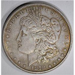 1878-CC MORGAN DOLLAR  ORIGINAL AU!