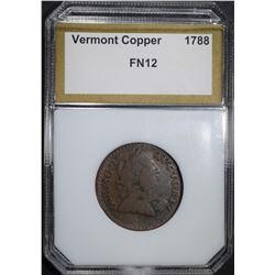 1788 VERMONT COPPER, PCI FINE