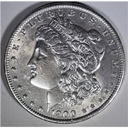 1900-O/CC MORGAN DOLLAR AU/BU