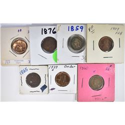 U.S. CENT COLLECTOR LOT: