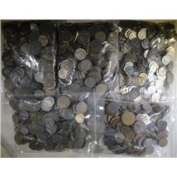 OVER 23 POUNDS FOREIGN COINS GREAT MIX