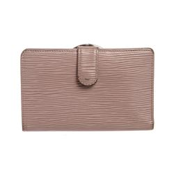 Louis Vuitton Lilac Purple Epi Leather French Purse Wallet
