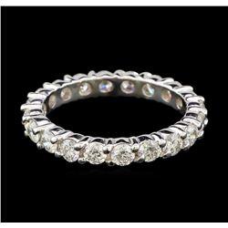 14KT White Gold 1.14 ctw Diamond Ring