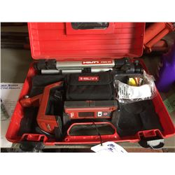 HILTI PMC 46 LASER KIT WITH PMA 30, TRIPOD AND CASE