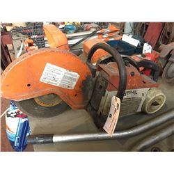 STIHL TS 460 GAS CUT OFF SAW